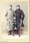 (30) Frederik 8. & Edward 7. - modern postcard
