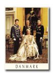 (296) The Royal Family, ca. 1990 (17 x 12 cm)