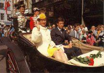 (100) Margrethe & Frederik, 1986