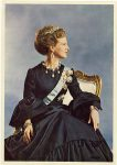 (105) Queen Margrethe, 1972