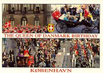 (116) Queen of Denmark birthday