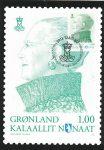 (513) Greenland maxicard Queen Margrethe, 2012