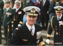 (584) Crown Prince Frederik (18 x 13 cm)