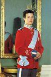 (153) Crown Prince Frederik (17 x 12 cm)