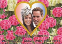 (1142) The Royal Wedding WILLIAM and CATHERINE