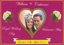 (1144) The Royal Wedding WILLIAM and CATHERINE