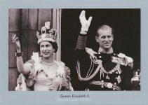 (1157) Queen Elizabeth II - Diamond Jubilee 1952-2012 (17 x 12 cm)