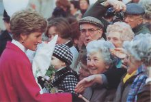 (1203) Princess Diana, 1991