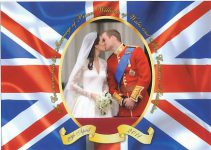 (1270) Wedding Catherine & William, 29.04.11