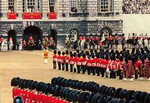 (233) The Royal Family, Trooping the Colour