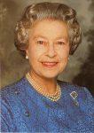 (236) Queen Elizabeth (15 x 10 cm)