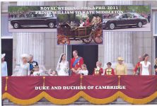 (1305) Wedding Catherine & William 29.04.11