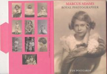 (1340) Set of 10 postcards of photos by Marcus Adams of Elizabeth/Margaret & cousins/Charles & Anne