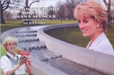 (1352) 50th Anniversary birth of Princess Diana