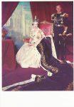 (1362) Elizabeth & Philip, 1953 (modern postcard)