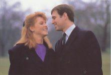 (1401) Engagement Sarah & Andrew, 1986