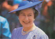 (1495) Queen Elizabeth (17 x 12 cm)