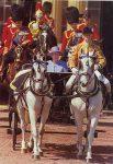 (268) Queen Elizabeth (17 x 12 cm)