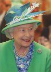 (1606) Queen Elizabeth (17x 12 cm)