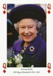(1610) Queen Elizabeth Diamond Jubilee (large card 17 x 12 cm)