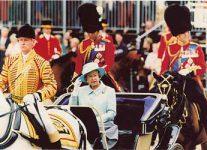 (275) Queen Elizabeth (17 x 12 cm)