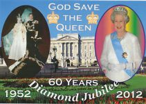 (1631) Queen Elizabeth Diamond Jubilee