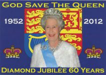 (1632) Queen Elizabeth Diamond Jubilee