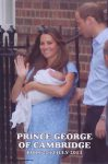 (1678) Newborn Prince George with parents, July 2013