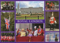 (1689) Royal London/The Royal Family, 2012 (17 x 12 cm)