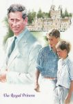 (1705) Prince Charles and his sons, 1997