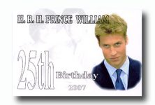 (330) Prince William 25 years old