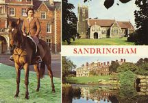 (127) Queen Elizabeth/Sandringham