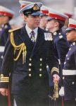 (191) Prince Andrew (17 x 12 cm)
