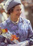 (289) Queen Elizabeth (17 x 12 cm)