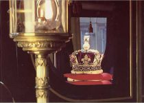 (201) The Imperial State Crown (17 x 12 cm)