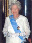 (89) Queen Elizabeth (17 x 12 cm)