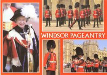 (492) Queen Elizabeth/Windsor