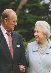 (544) Elizabeth & Philip, 2007 (17 x 12 cm)