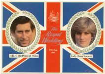 (972) The Royal Wedding, 1981