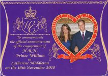(1111) Engagement Kate & William