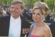 (192) Maxima & Willem-Alexander, 2009