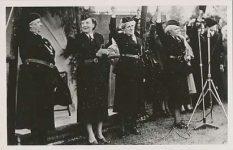 """(272) Queen Juliana as """"Padvindster"""", 1951"""