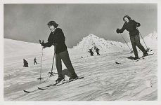 (266) Winter holiday in Austria, 1950/1951