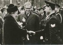(305) Queen Juliana in Arnhem, 1963