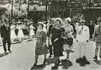 (310) Juliana, Bernhard & Beatrix visit Iran, 1963