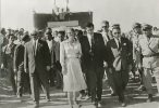 (313) Juliana, Bernhard & Beatrix visit Iran, 1963