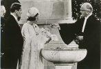 (324) Baptism prince Willem-Alexander, 1967
