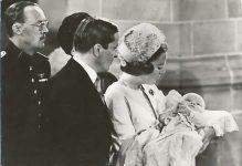 (326) Baptism prince Willem-Alexander, 1967