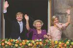 (418) Willem-Alexander, Maxima & Beatrix, 30.04.2013