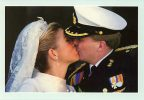 (99) Wedding Maxima & Willem-Alexander, 2002 (16 x 11 cm)